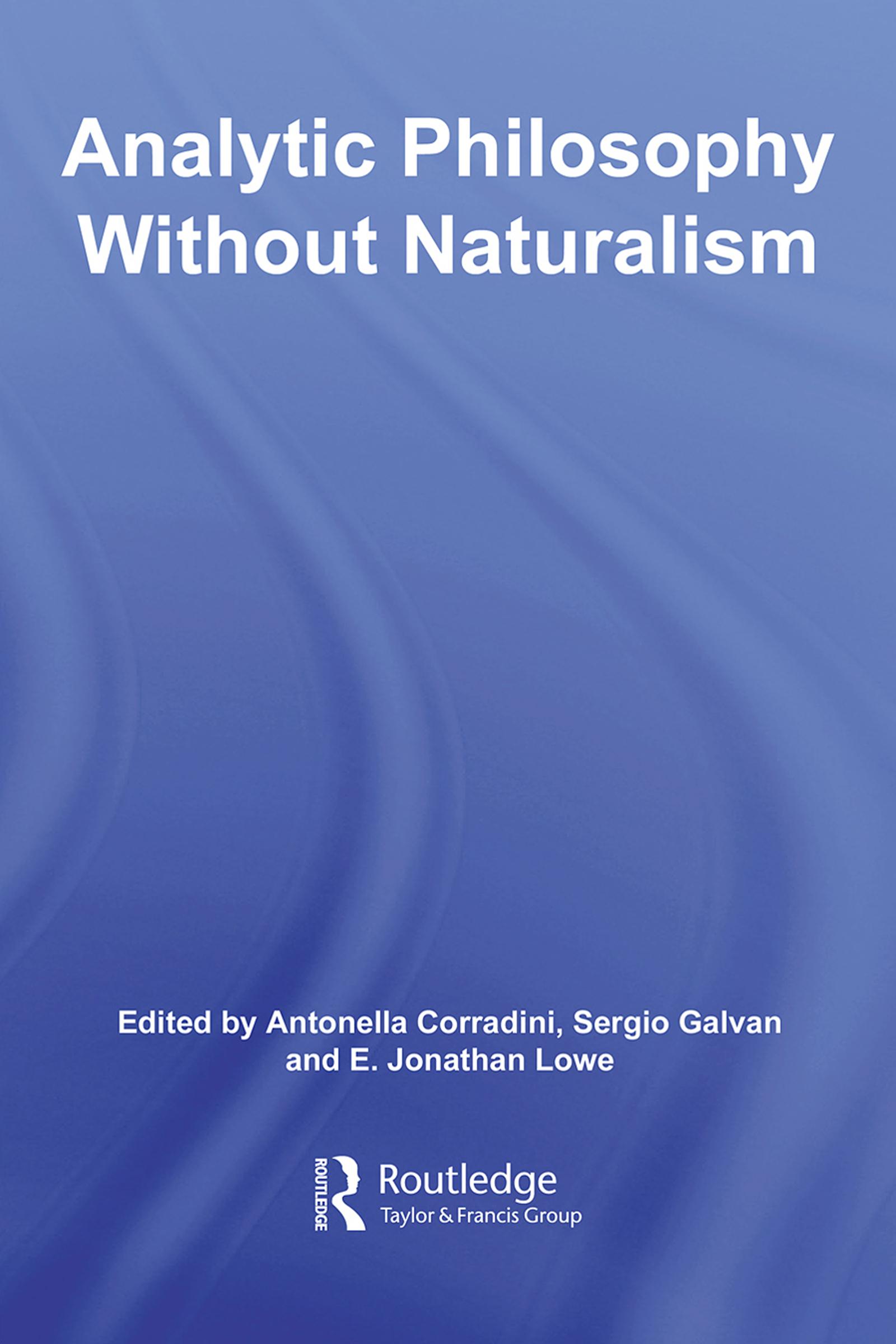 Resisting naturalism
