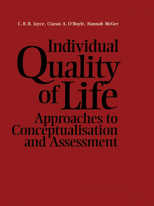 Individual Quality of Life