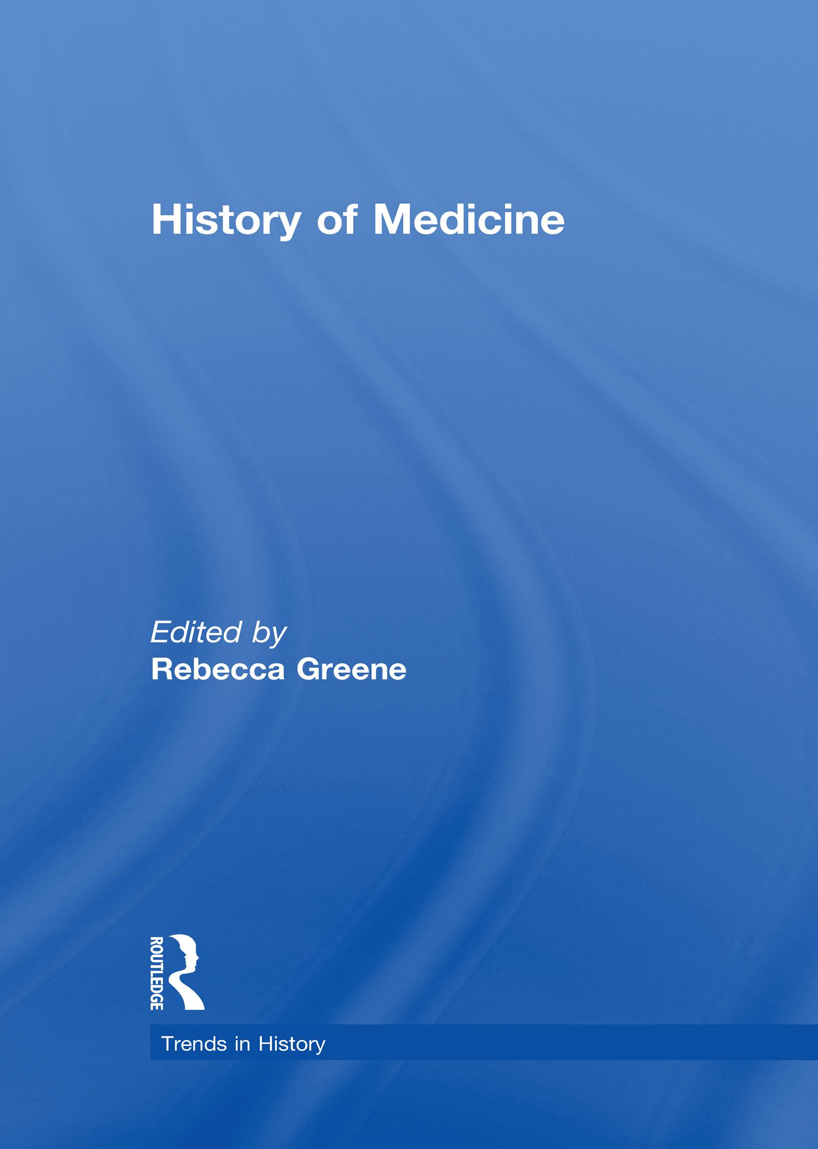 History of Medicine