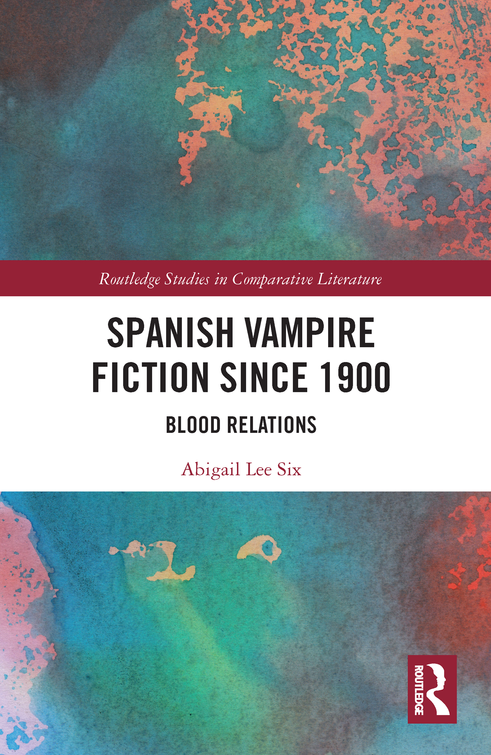 Spanish Vampire Fiction since 1900