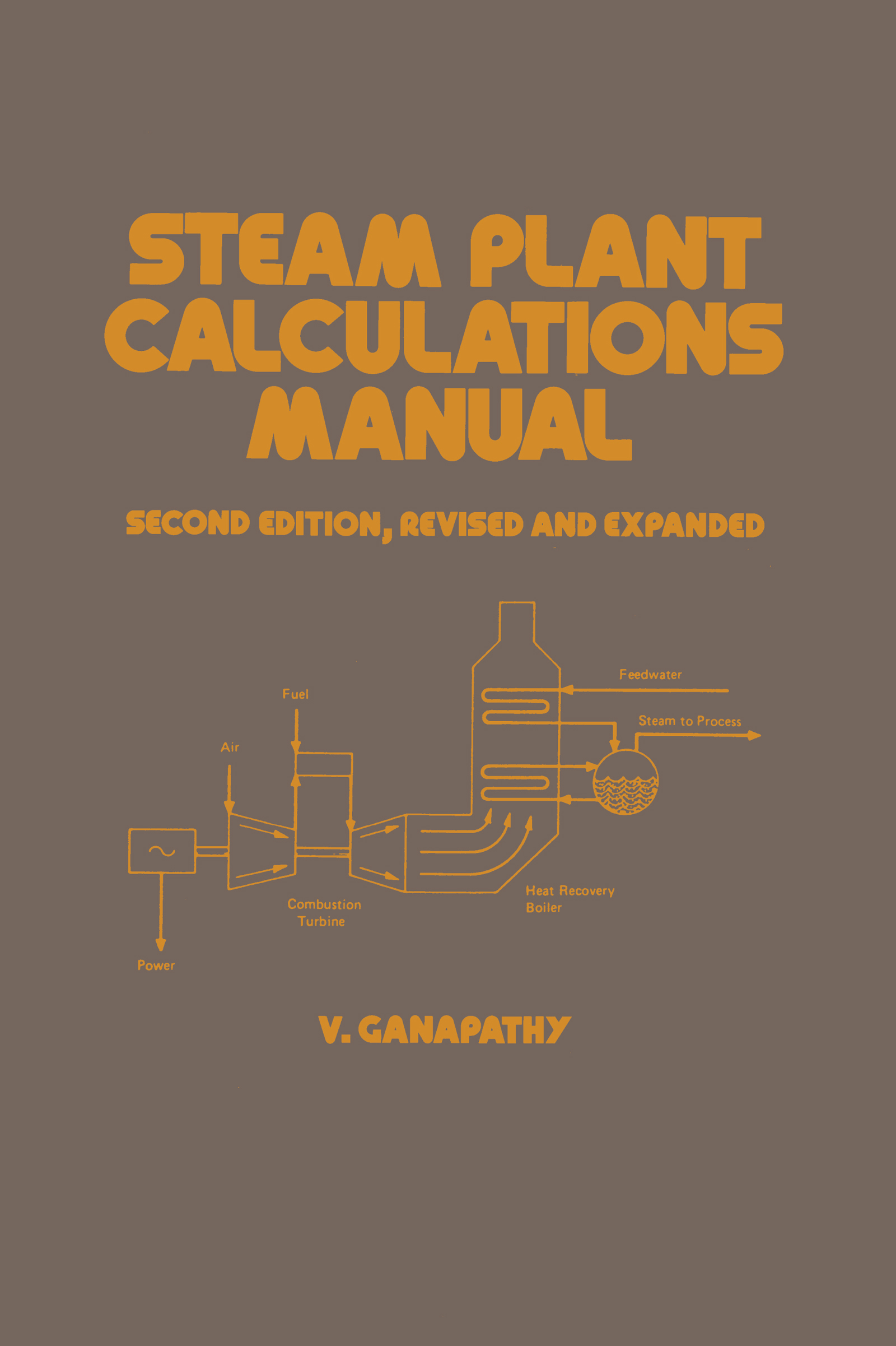 Steam Plant Calculations Manual, Revised and Expanded