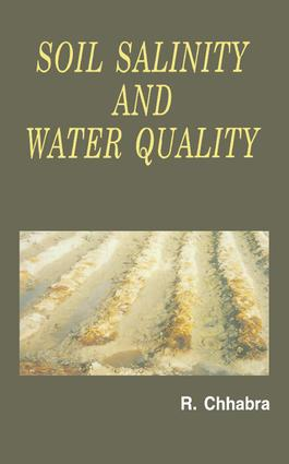 Soil Salinity and Water Quality