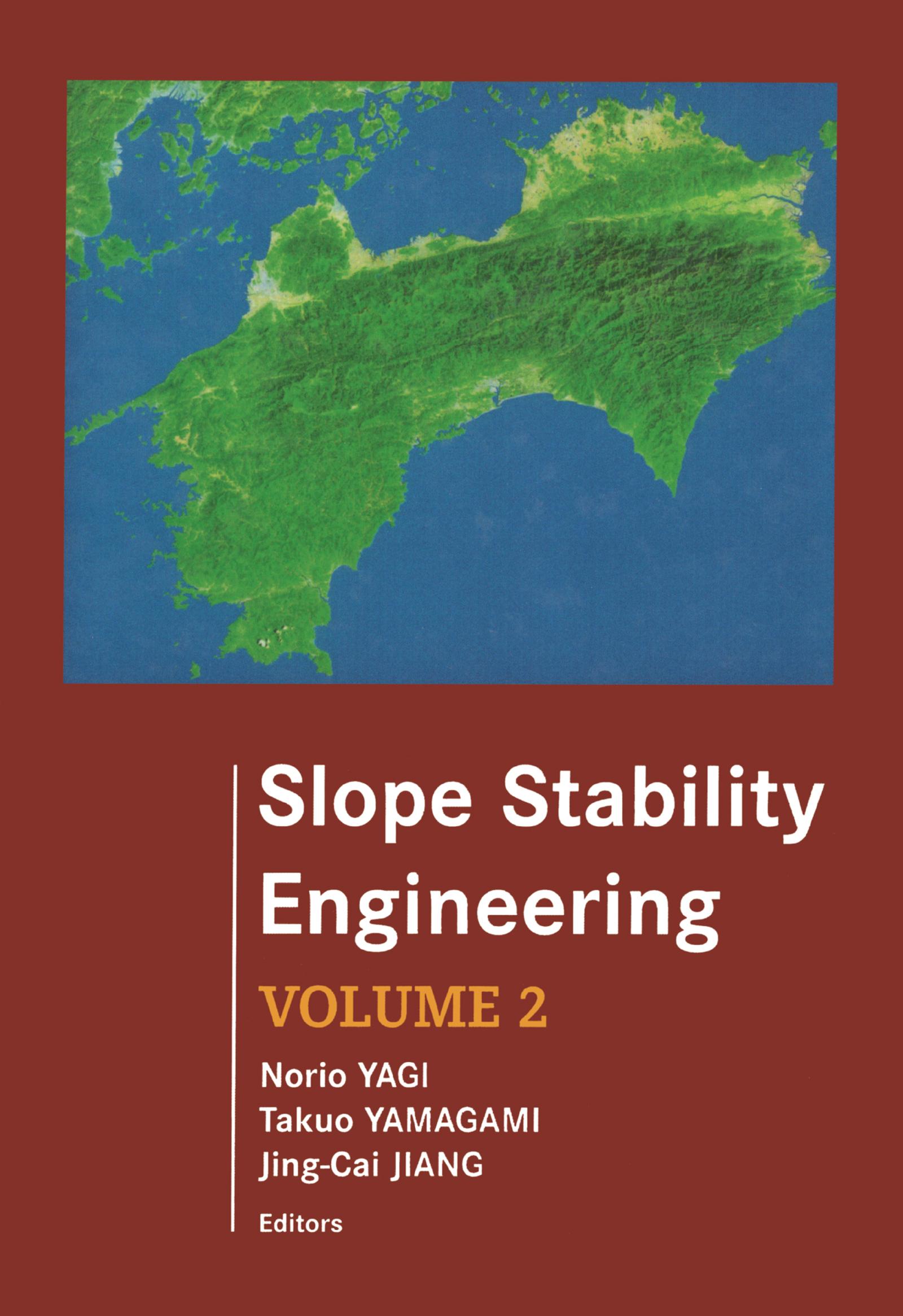 Effect of soil slope gradient on motion of rockfall