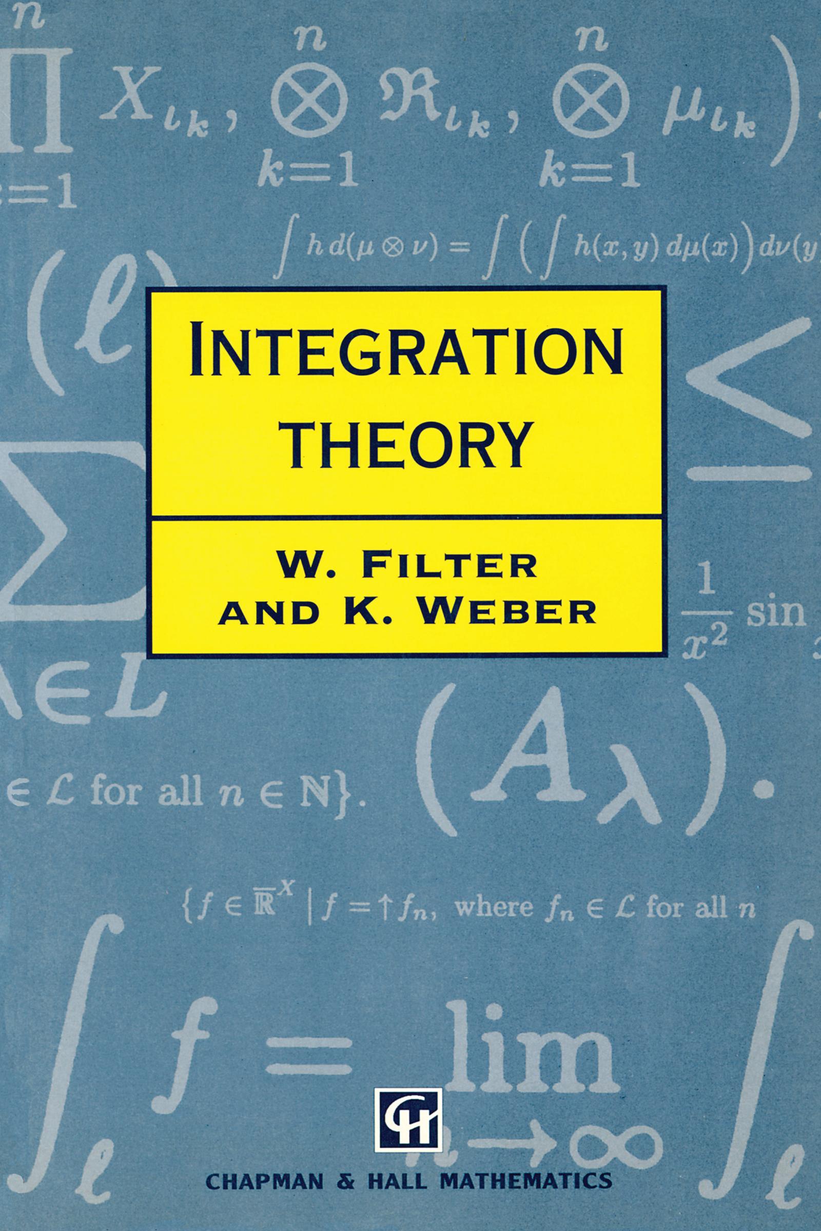 Integration Theory