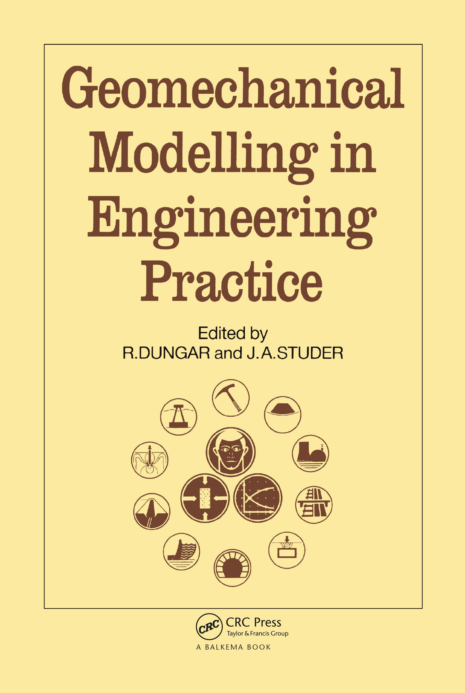 Geomechanical Modelling in Engineering Practice