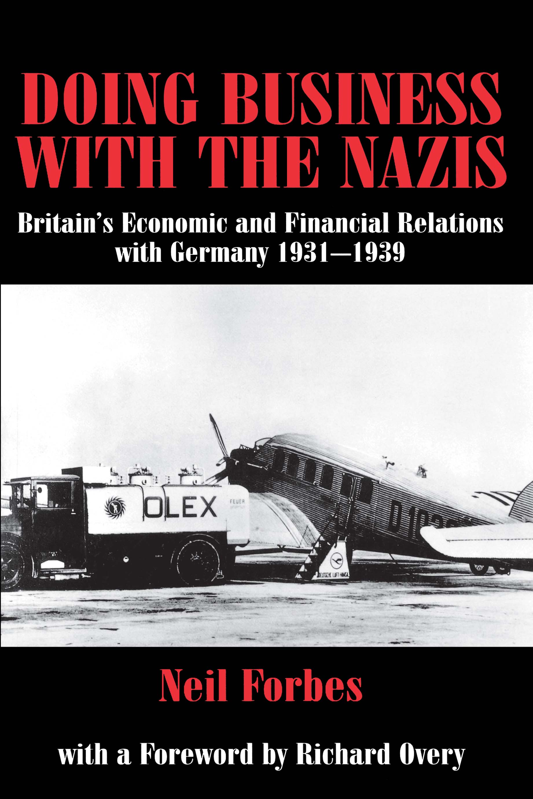 Britain's economic revolution and the demise of the Weimar Republic
