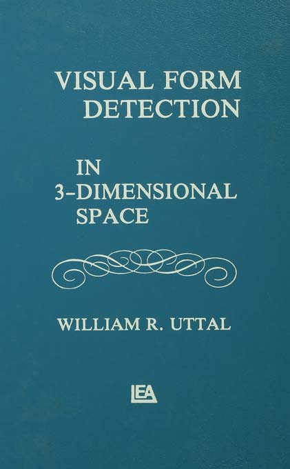 Visual Form Detection in Three-dimensional Space
