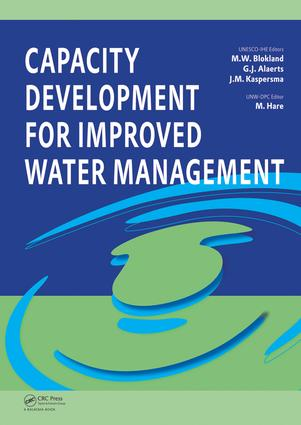 Capacity Development for Improved Water Management book cover