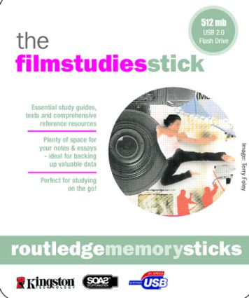 Memory Stick: Film Studies: Film Studies The Basics; Fifty Contemporary Filmmakers; The Basics of Essay Writing (Memory Stick) book cover