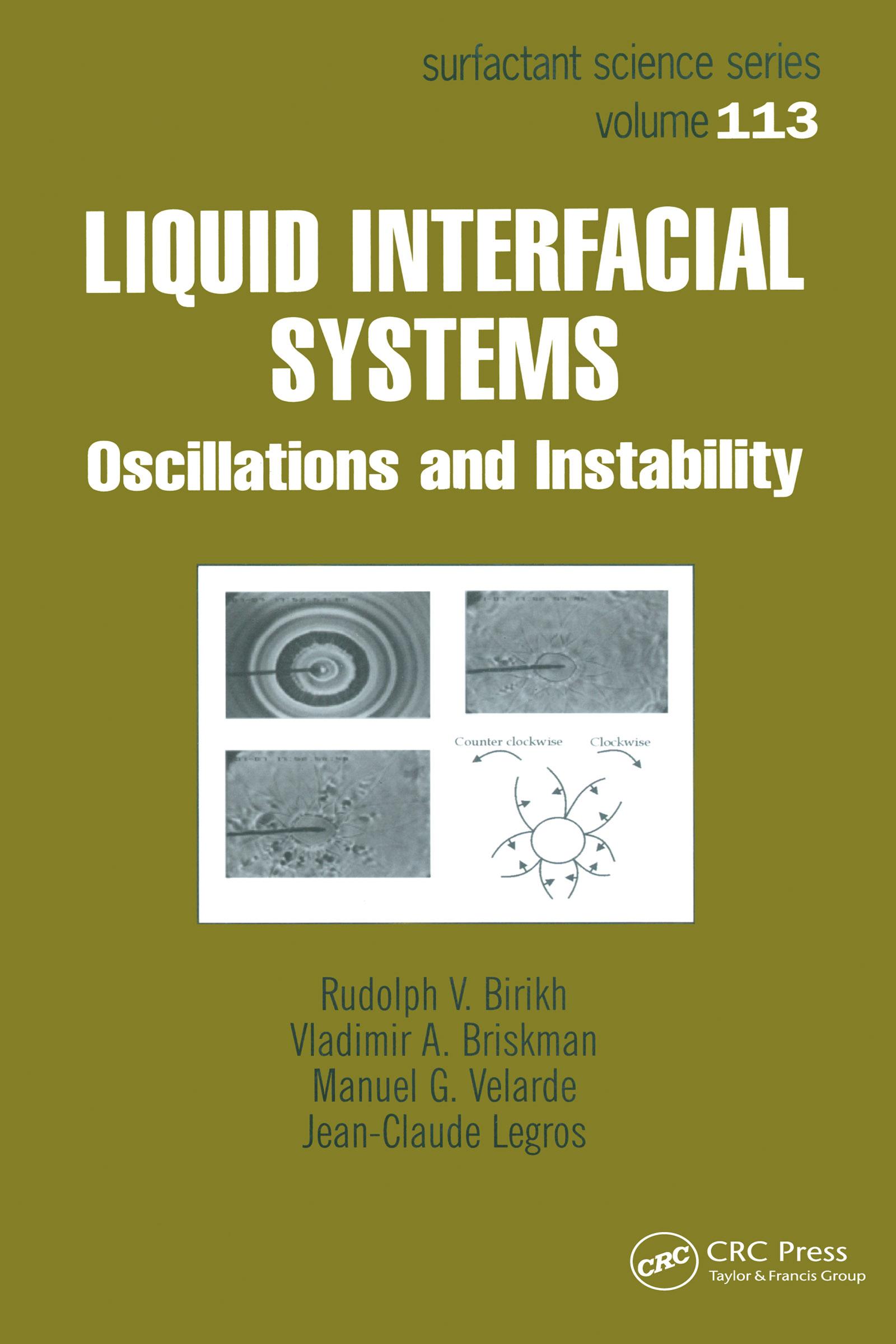Liquid Interfacial Systems