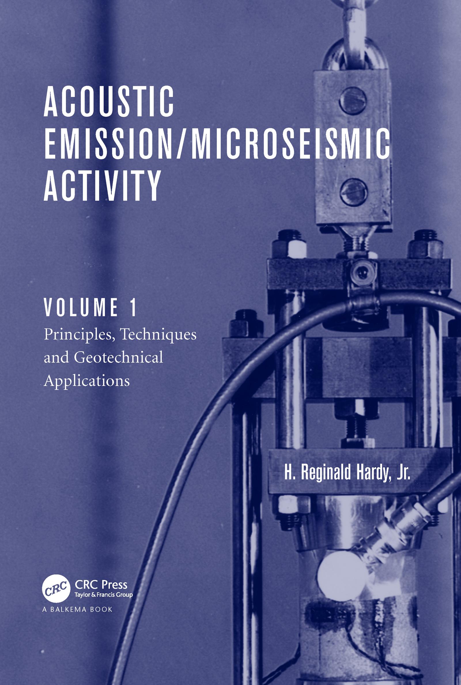 Acoustic Emission/Microseismic Activity