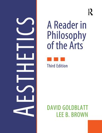Aesthetics (Paperback) book cover