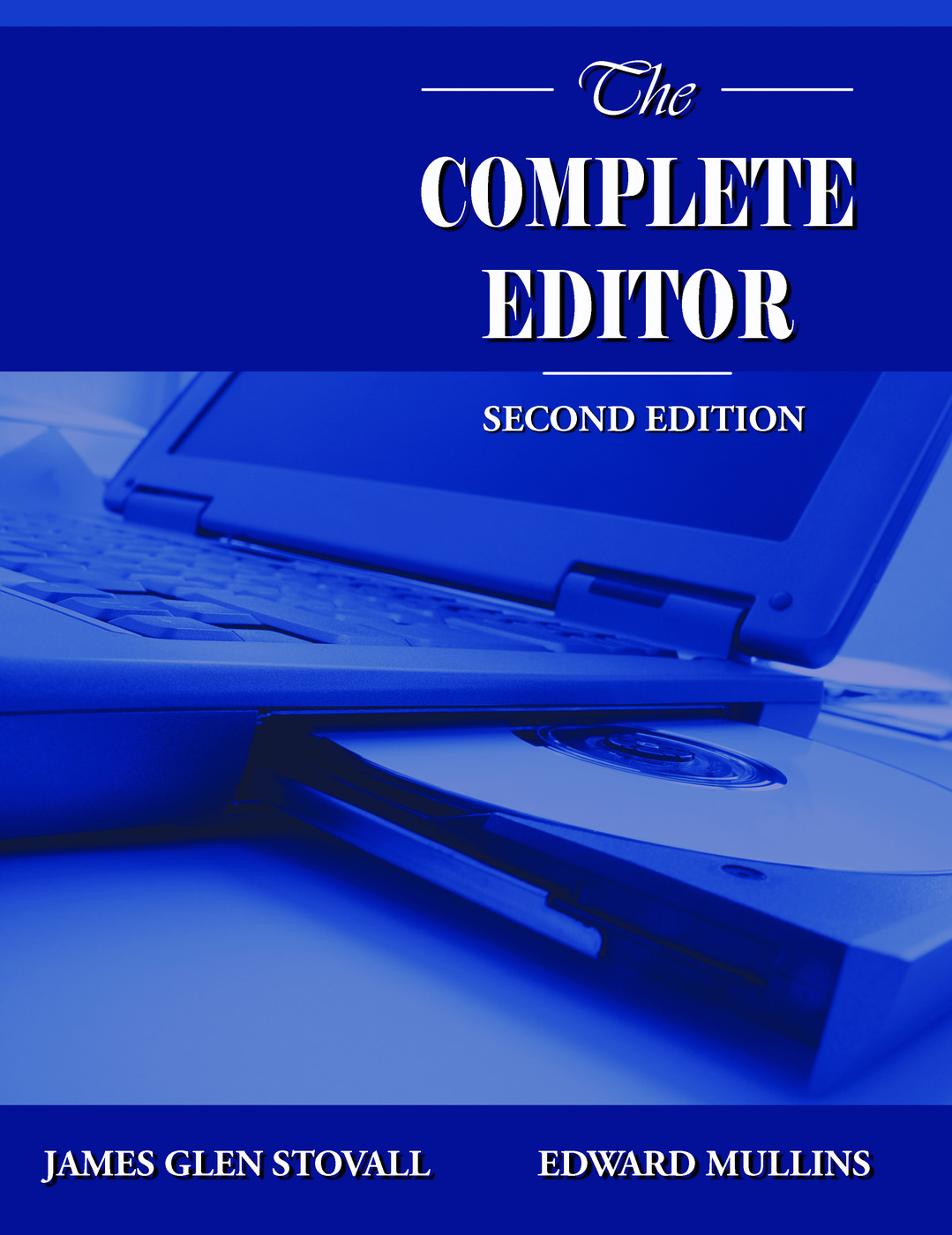 The Complete Editor: 2nd Edition (Paperback) book cover