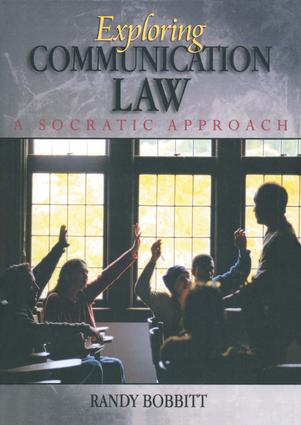 Exploring Communication Law: A Socratic Approach book cover
