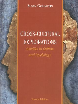 Cross-Cultural Explorations: Activities in Culture and Psychology book cover