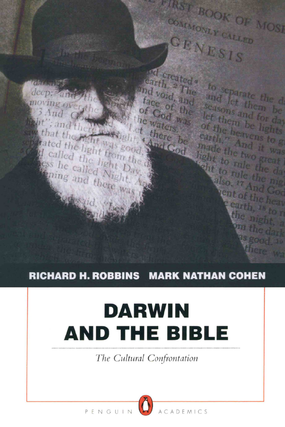 Darwin and the Bible: The Cultural Confrontation, 1st Edition (Paperback) book cover