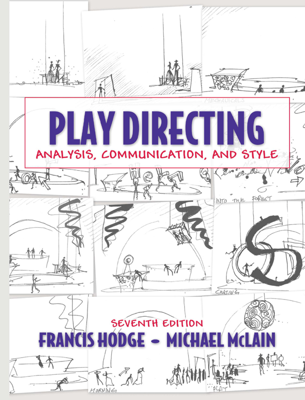 Play Directing: Analysis, Communication, and Style, 7th Edition (Hardback) book cover