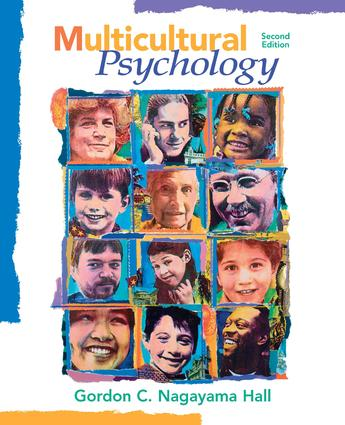 Multicultural Psychology book cover