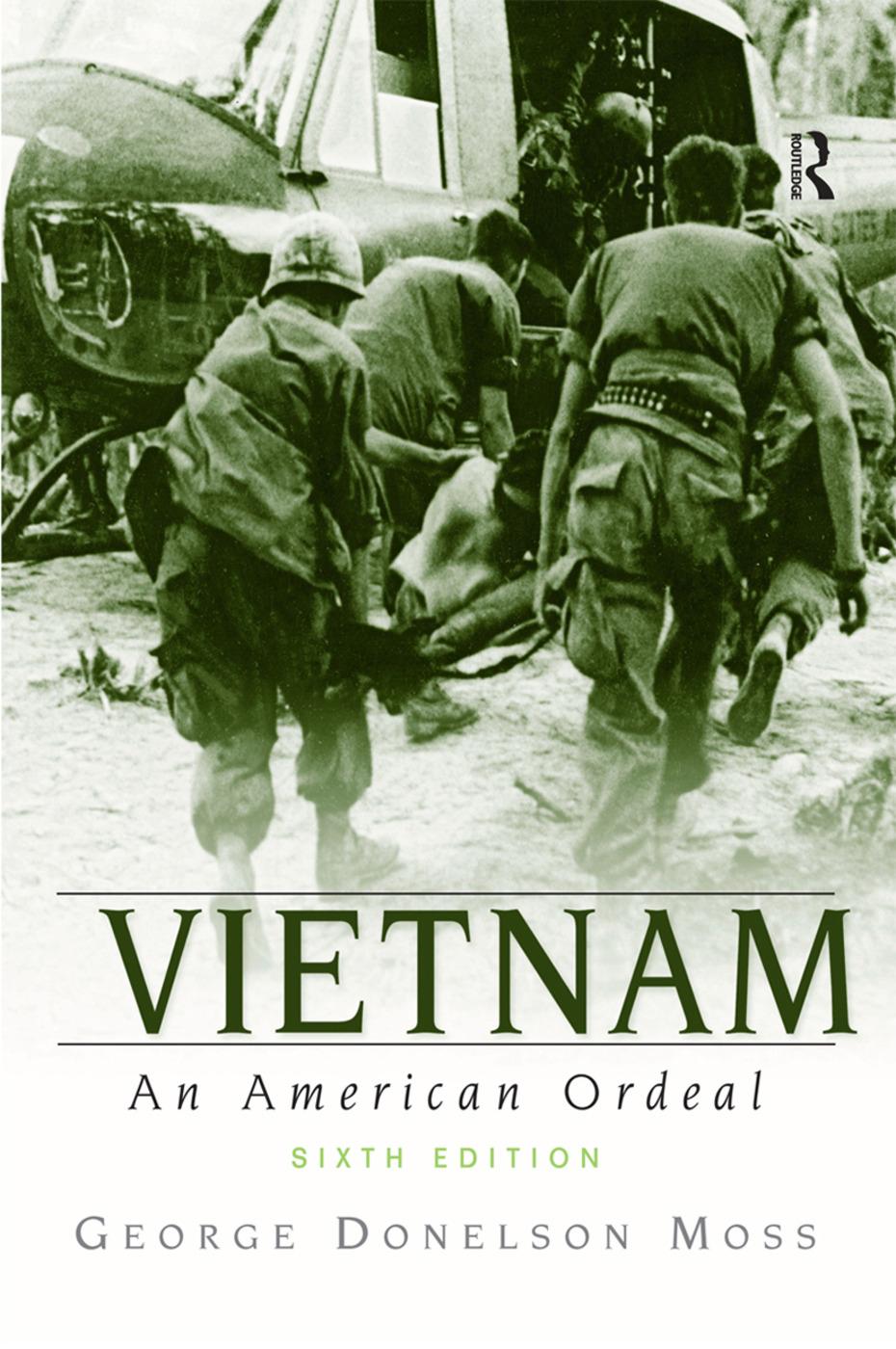 Vietnam: An American Ordeal book cover