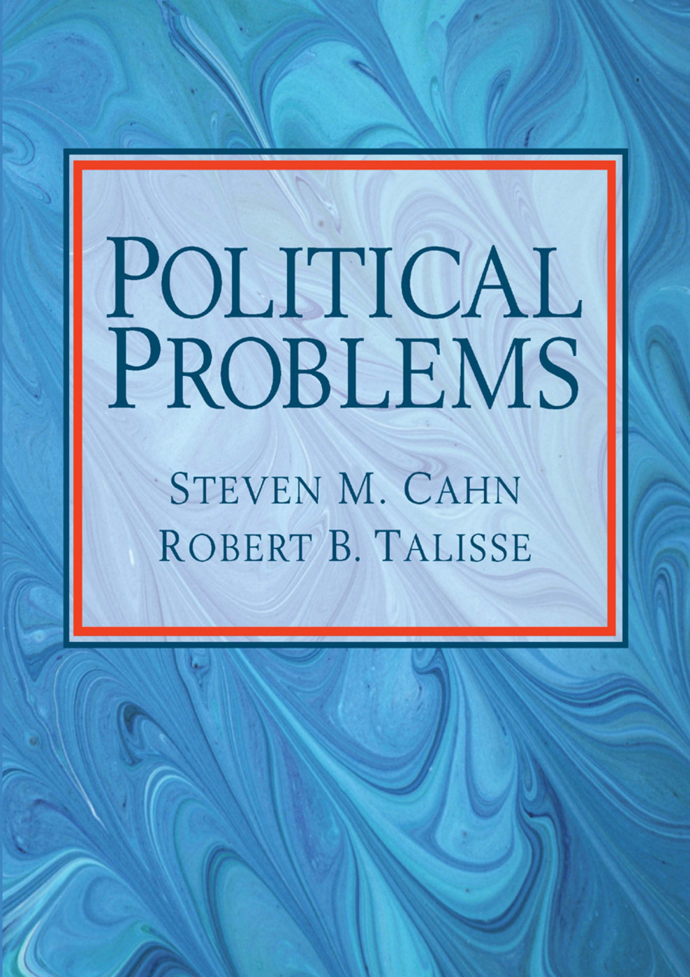Political Problems: 1st Edition (Paperback) book cover