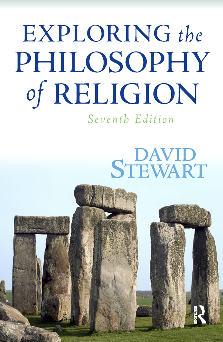Exploring the Philosophy of Religion: 7th Edition (Paperback) book cover