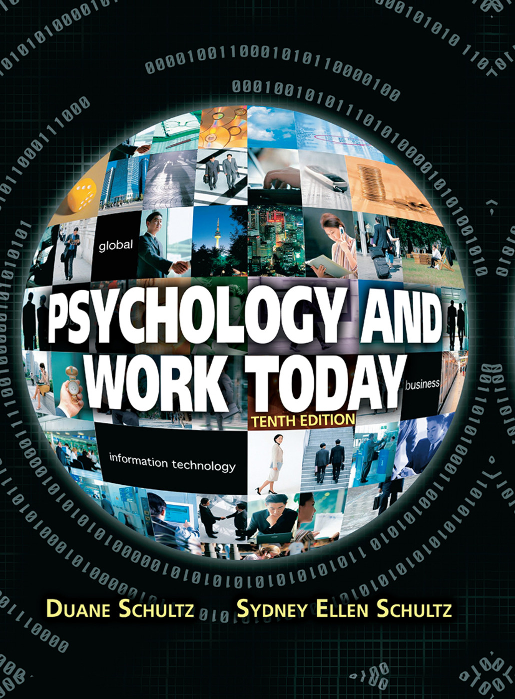 Psychology and Work Today, 10th Edition book cover