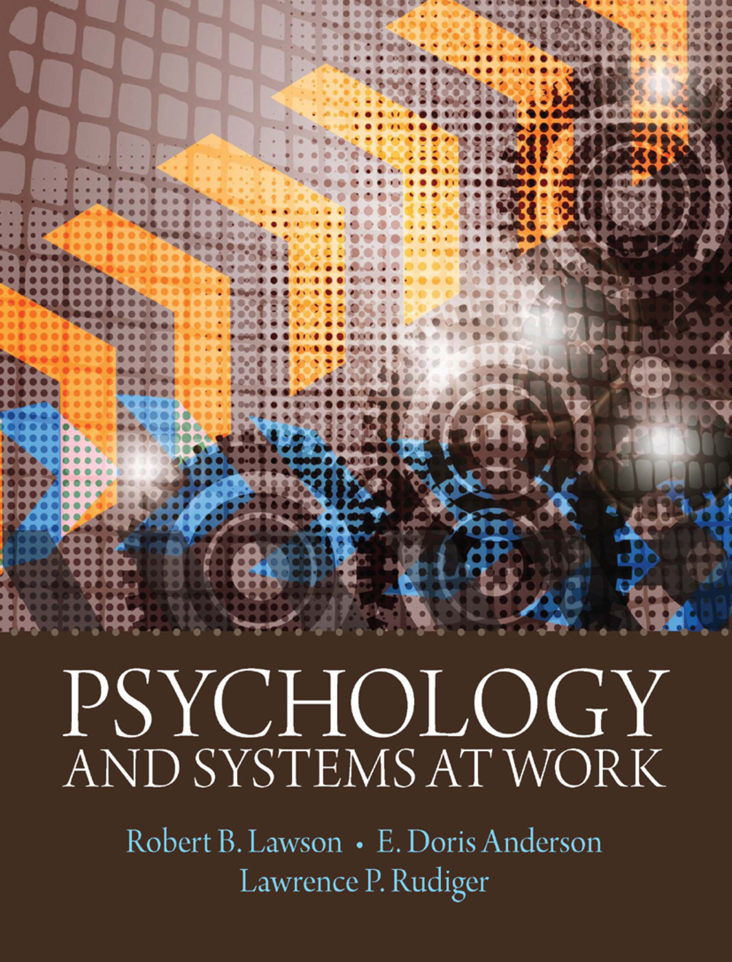Psychology and Systems at Work: 1st Edition (Hardback) book cover