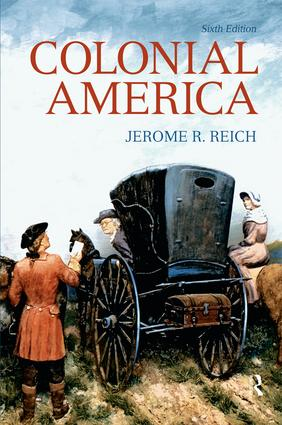 Colonial America: 6th Edition (Paperback) book cover
