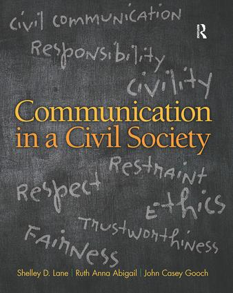 Communication in a Civil Society book cover