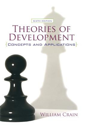 Theories of Development: Concepts and Applications book cover