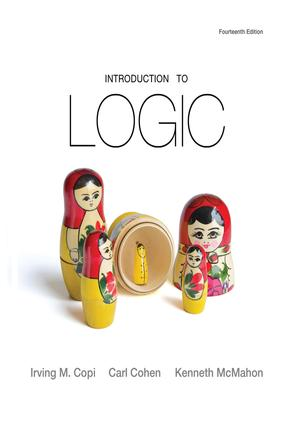 Introduction to Logic book cover
