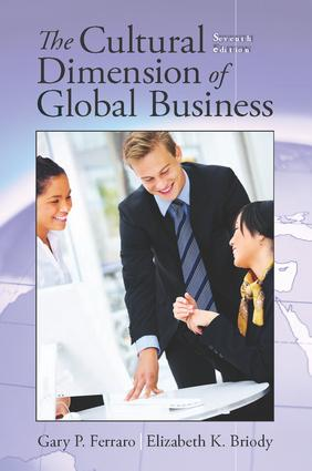 The Cultural Dimension of Global  Business (1-download)