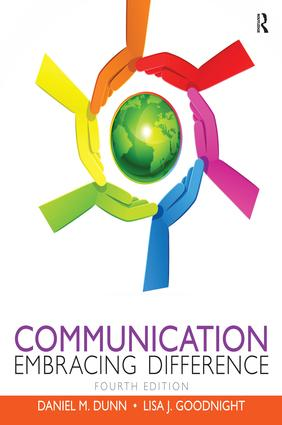 Communication: Embracing Difference, 4th Edition (Hardback) book cover