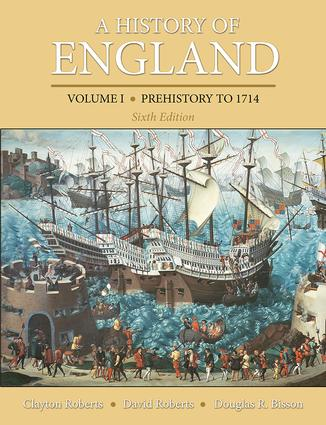 A History of England, Volume 1