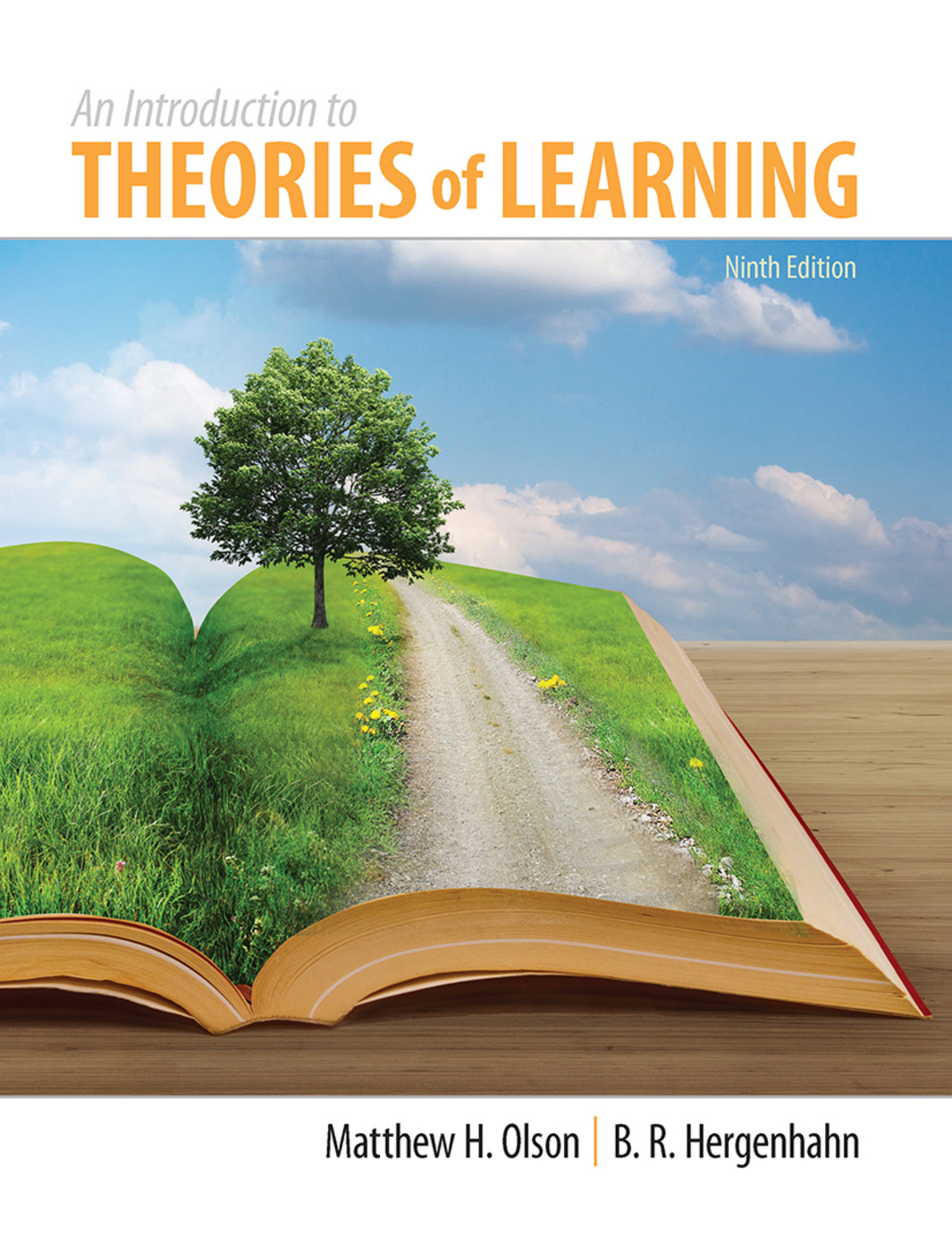 Introduction to Theories of Learning: 9th Edition (Hardback) book cover