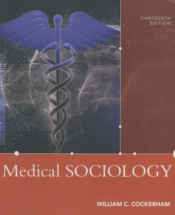 Sociology pdf medical