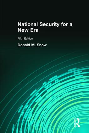 National Security for a New Era