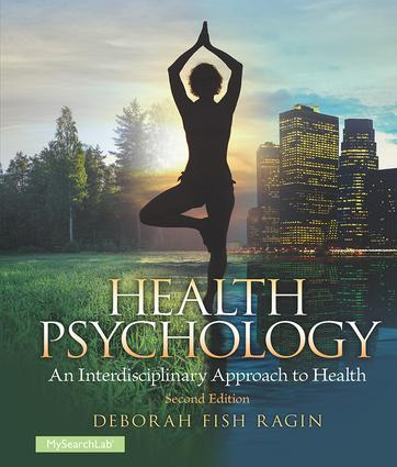 Health Psychology, 2nd Edition: An Interdisciplinary Approach to Health book cover