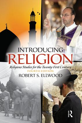 Introducing Religion: Religious Studies for the Twenty-First Century, 4th Edition (Paperback) book cover