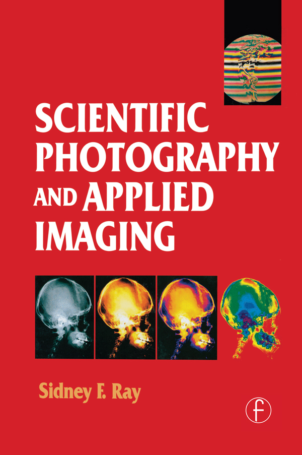 Scientific Photography and Applied Imaging book cover