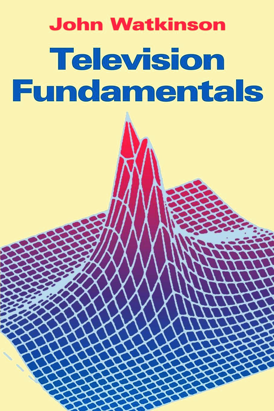 Television Fundamentals book cover