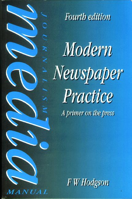 Modern Newspaper Practice