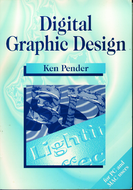 Digital Graphic Design: 1st Edition (Paperback) book cover