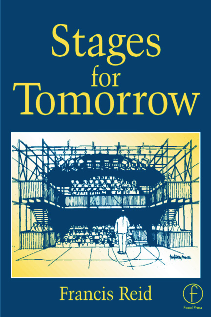 Stages for Tomorrow: Housing, funding and marketing live performances, 1st Edition (Paperback) book cover