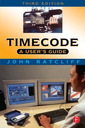 Timecode A User's Guide: A user's guide book cover