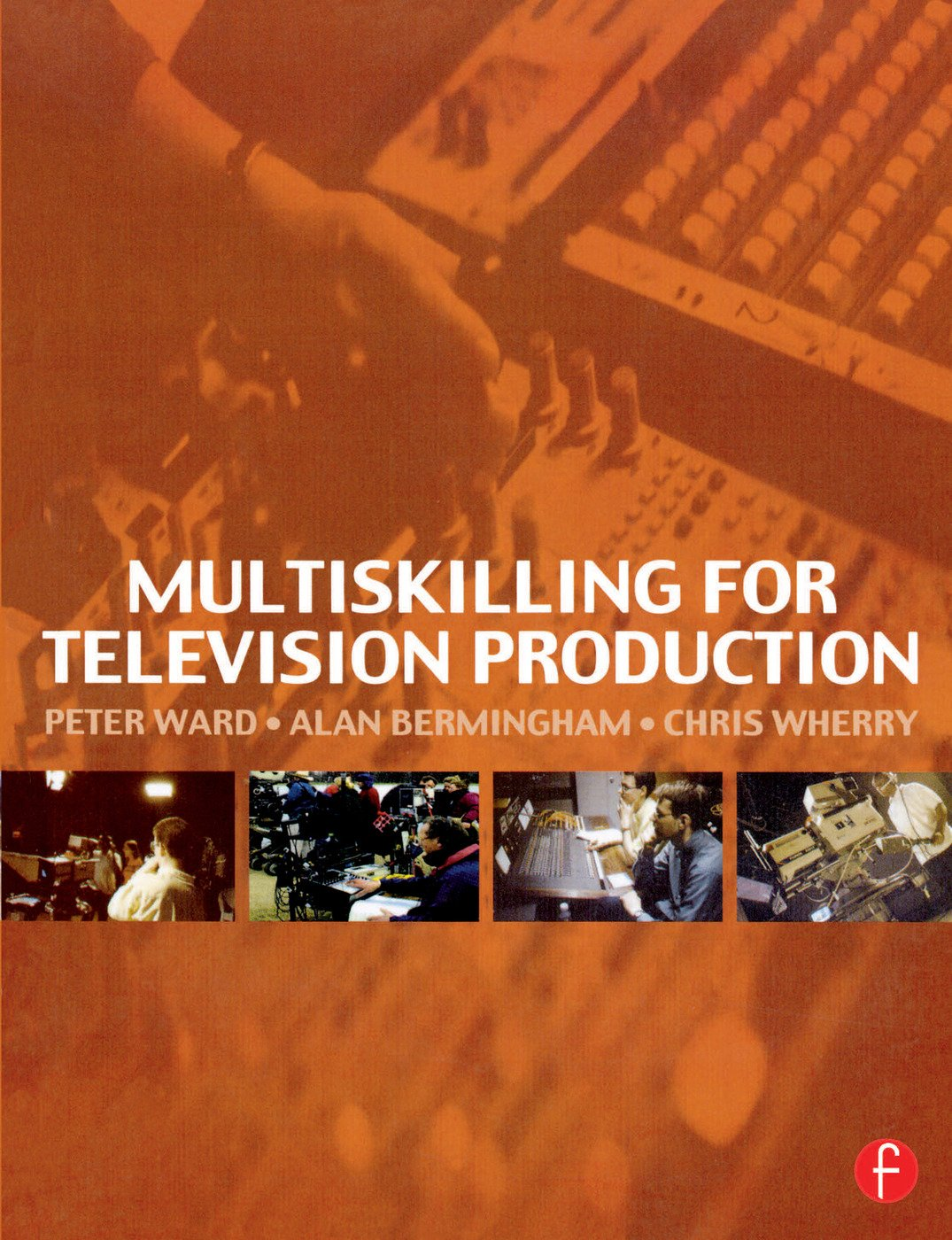 Multiskilling for Television Production book cover