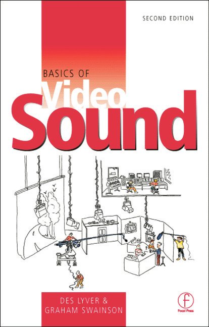 Basics of Video Sound: 2nd Edition (Paperback) book cover
