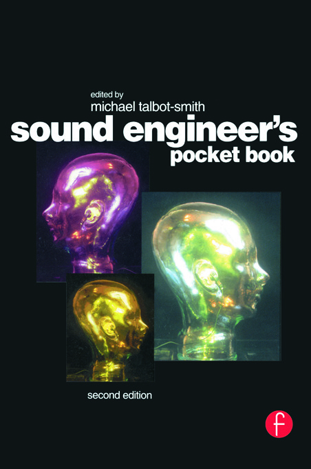 Sound Engineer's Pocket Book: 2nd Edition (Paperback) book cover