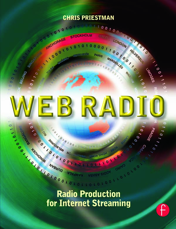Web Radio: Radio Production for Internet Streaming, 1st Edition (Paperback) book cover
