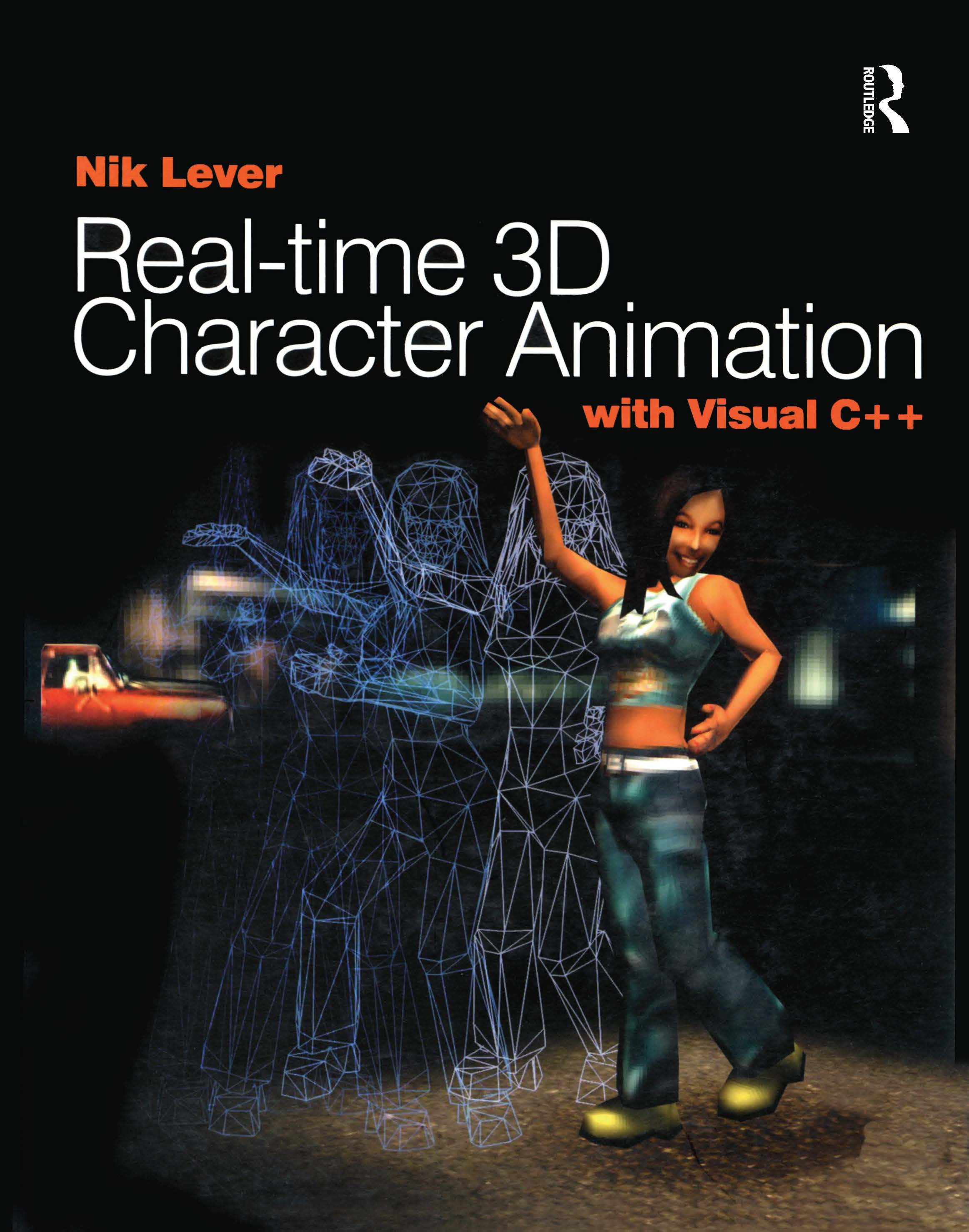 Real-time 3D Character Animation with Visual C++: 1st Edition (Paperback) book cover